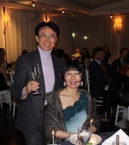 Charles & Daphne Chan.